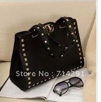 2013 new design europe fashion shoulder bag/messenger bag/woman handbag free shipping