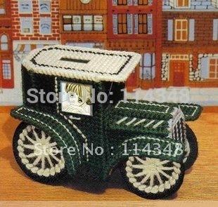 3D Cross-stitch Needlepoint Fabric DIY tool Set Unique Craft Gift Home ...