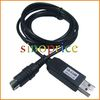 USB CT-62 CAT Cable for Yaesu FT-100 FT-817 FT-857 FT-897 FT-100D FT-817ND FT-857D FT-897D (Black) Free Shipping SI419