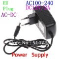 AC 100-240V to DC 12V 2A EU Plug AC/DC Power adapter charger Power Supply Adapter for Led Strips Lights Free shipping