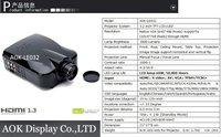Home theater lcd projector Video proyector HD projektor LCD projecteur Game proiettore LED projektorissa Protable projektorius
