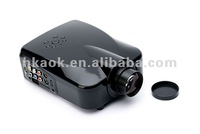 Mini AV LED Digital Multimedia game Projector