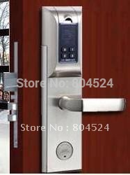 ADEL fingerprint door lock 4920 3 in 1 (Fingerprint+Password+Mechanical key) digital door lock