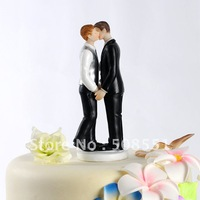 Free shipping Sweet Love Figurine Wedding Cake Topper
