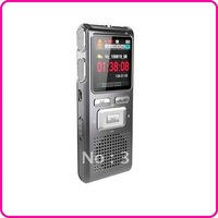 Free ship New 4GB Multi-function USB LCD Digital Voice Recorder Dictaphone Phone MP3 Player speaker