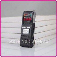 Free shipping 2012 New arrival 4GB voice recorder with camera LCD screen