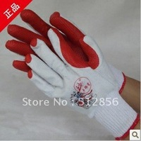 free shipping-leather working gloves,coating ,driver glove,wear resistant