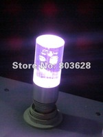 Gem purple LED celling lamps /Crystal LED celling lamps and ligtings /11 colors change/Regulating/Free shipping