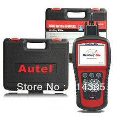 Original wholesale Autel Maxidiag Elite MD802 Autel Maxidiag Elite MD 802 with 4 systems(China (Mainland))