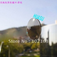Old Store New Price! 1.56 Mid-index Spherica photochromic lens, HMC, change lens color fastly, no MOQ