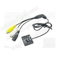 Mini High Resolution 1/3 Sony 480TVL 6mm Button Surveillance Color Video CCTV camera with MIC