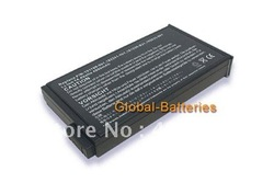 New black 4400mAh 182281-001 OEM laptop battery for compaq Evo N1000C, N1000V, N1015V, N1020V, N160, N800, N800C, N800V, N800W(China (Mainland))