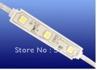 free shipping IP67,with 3pcs 5050 SMD LEDs(3 chips), Ultra Bright, PVC Housing, Constant Current, 3 years guarantee