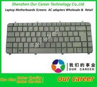 Brand new laptop keyboards for HP white DV5 UK AEQT6E00220