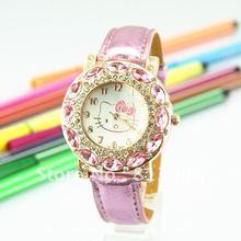 wholesale hello kitty quartz watch