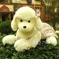 Free shipping 50 cm/ Poodle doll plush toy/ shepherd-dog big/ head dog plush toy/ dog child birthday gift