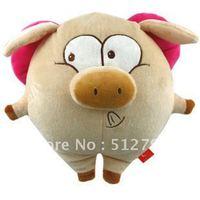 Free shipping 50cm Angel pig Large doll pig doll plush toy girls gift