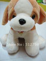 Free shipping 40cm /15.75 inch /Dog doll plush toy/ cloth doll/ big head dog toy birthday gift girls