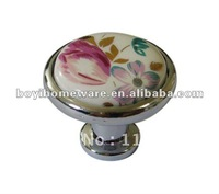 Cheap popular Round knob and handle wholesale and retail shipping discount 100pcs/lot Y09-PC