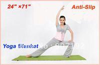 """20pcs/lot Yoga Mat Towel **7 colors** 24"""" x 71""""- Brand New"""