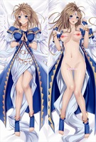 Free Shiping Anime Dakimakura hugging pillow case: Belldandy, Ah! My Goddess