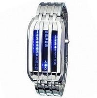 Led watch magazine iron cool led watch fashion watch