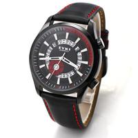 Zgo quartz watch calendar male table strap sports watch fashion waterproof watch 8453