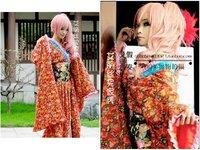 Macross Cheryl queen geisha kimono edition/cosplay wig