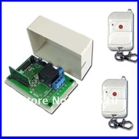 1 Channel 315/433 MHz DC 9V/12V/24V Wireless Remote Switch - Transmitter & Receiver - Toggle control mode