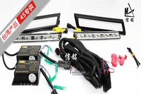 Specific LED drl for Vw  Golf 6 09 High quanlity LED drl Free shipping Taiwan Products