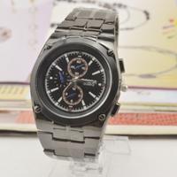 Fashion Mens watch male watch steel strip male watch 5pcs/lot+free shipping