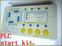 free shipping, Mitsubishi PLC start kit ,Mitsubishi PLC development board, for compatible with GX Developer