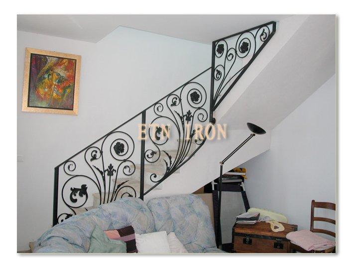 customized decorative iron railings(China (Mainland))