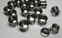 Titanium Ti Chainring Chain Ring Nut Bolt 6.5mm , Bike Bicycle Crankset Screw 5pcs/lot