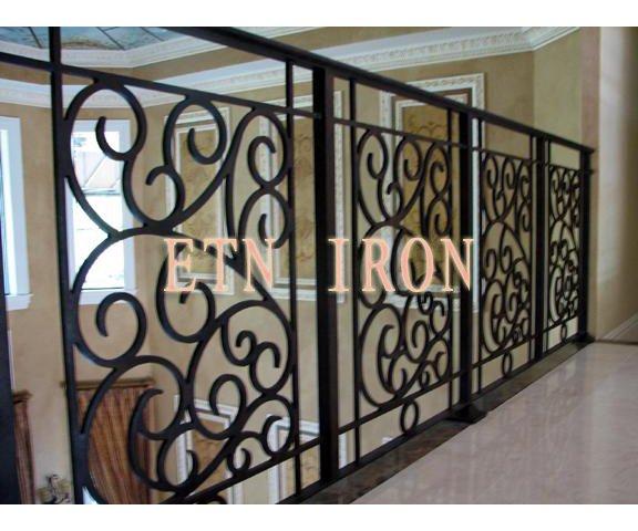 Ferro forjado decorativo parapeito ETN R026(China (Mainland))