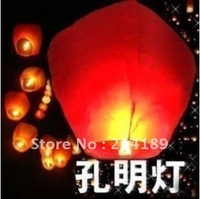 Free Shipping Wishing Lamp SKY CHINESE LANTERNS BIRTHDAY WEDDING PARTY SKY LAMP 30Pcs/Lot