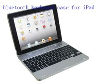 Protective Case With Bluetooth Keyboard and 4000mAh Battery built-in For iPad 2&3