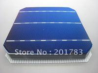 10pcs 6*6 4.45W monocrystalline solar cells for diy solar panel