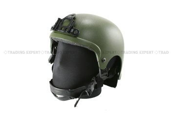 NAVY SEAL Team IBH Helmet OD Green 30102 free ship
