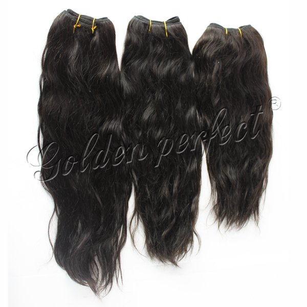 "12""+14""+16"" virgin Brazilian hair weave mixed length 300g a lot DHL free shipping(China (Mainland))"
