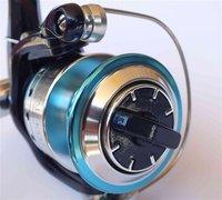 Free Shipping Kumyang LUSTAR 5000 Spinning Fishing Reel 9 Stainless Steel Bearings ORIGINAL FISHING REEL