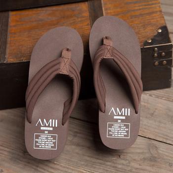 Free shipping Super amii classic platform flip flops shoes female 4 11110695