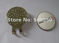 Newest  Top Quality Golf Ball Marker & Hat Clip(Christmas gift) - Cute & Fashion Golf Promotional Golf Wholesale