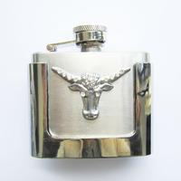 Buckle hip flask series 2 befriended  belt buckle flask