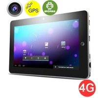Fly TouchVII TR-A10E 4GB Allwinner A10 Cortex A8 DDR3 1G 10.2inch Mult-touch Resistive Screen Android 4.0 Camera HDMI GPS