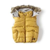 Free shipping female child down coat male child cotton vest baby cotton vest family fashion vest child