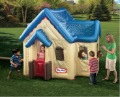 Original packing little tikes ultralarge airhouse game house child tent