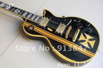 ESP Metallica James Hetfield Iron Cross Aged Electric Guitar