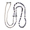 Lotusmann 110cm Sodalite Necklace
