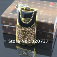 Free shipping new arrival luxury mobile phone with fashionable phone menu